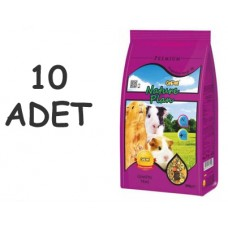 Nature Plan Ginepig Yemi 800 Gr X 10 Adet