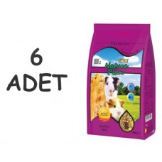 Nature Plan Ginepig Yemi 800 Gr X 6 Adet