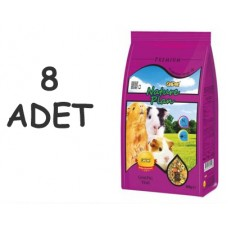 Nature Plan Ginepig Yemi 800 Gr X 8 Adet